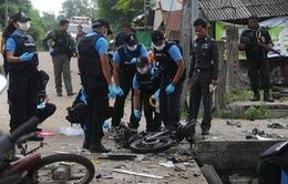 Đánh bom tại Thái Lan: 2 người thiệt mạng, hơn 10 người bị thương