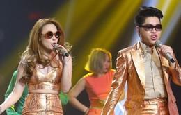 """Giọng hát Việt 2015: Đức Phúc – Mỹ Tâm """"quậy"""" tưng bừng đêm chung kết"""
