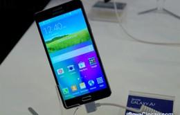 Galaxy A7 – Smartphone mỏng nhất của Samsung