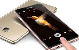 Samsung ra mắt Galaxy A9 mỏng 7,5mm