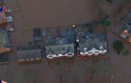 Anh: Lụt lội tại miền Bắc diễn biến phức tạp