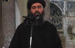 Thủ lĩnh IS bị liệt sau cuộc không kích của Mỹ