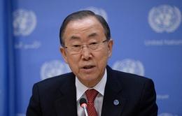 Tổng Thư ký Liên Hợp Quốc đưa ra các ưu tiên năm 2015