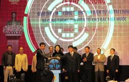 Cổng TTĐT Bộ Tài chính ra mắt giao diện mới