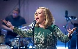 Adele thắng lớn tại BBC Music Awards