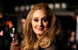 Quá hạnh phúc, Adele gặp khó khăn khi viết album 25