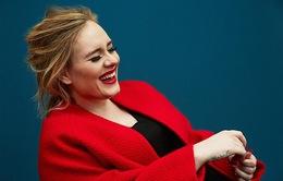 Adele nhuộm đỏ tạp chí Time, dịu dàng khi nói về tình yêu