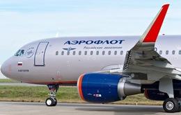 Ukraine cấm các hãng hàng không Nga bay qua không phận