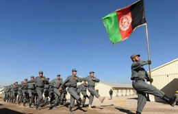 Afghanistan tiếp quản hoàn toàn trách nhiệm từ NATO
