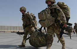 Mỹ trì hoãn  tiến trình rút quân khỏi Afghanistan