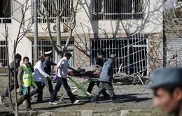 Đánh bom liều chết nhằm vào đoàn xe EUPOL tại Afghanistan