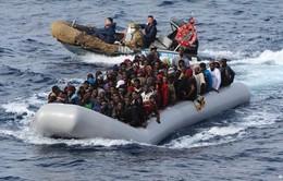Lybia: Giải cứu 550 người di cư tại biển Địa Trung Hải