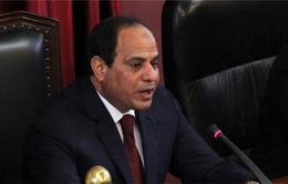 Tổng thống Ai Cập kêu gọi người dân đi bầu cử Quốc hội