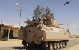 Quân đội Ai Cập tiêu diệt 70 phiến quân tại Sinai