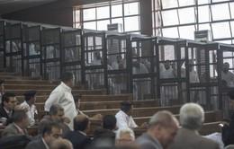 Tòa án Ai Cập phạt tù chung thân 23 thành viên Anh em Hồi giáo