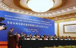 Hàn Quốc và Thổ Nhĩ Kỹ muốn tham gia sáng lập AIIB