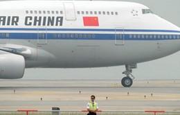 Máy bay Trung Quốc phải hạ cánh khẩn cấp do cảnh báo có bom