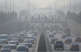 Trung Quốc: Hạn chế xe lưu thông gây ô nhiễm môi trường