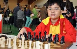 Kỳ thủ Anh Khôi và Thanh Trúc giành vàng ở giải trẻ châu Á