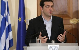Thủ tướng Hy Lạp công du châu Âu