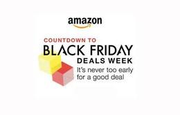 Amazon công bố các gói mua sắm nhân dịp 'Thứ sáu đen'