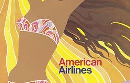 Ngắm thời hoàng kim của ngành hàng không qua áp phích cổ