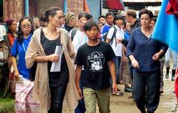 Angelina Jolie kêu gọi chống bạo lực tình dục tại Myanmar