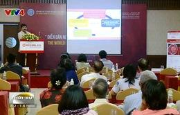 Diễn đàn ngành điện thế giới tại Việt Nam