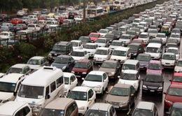 Thủ đô New Delhi, Ấn Độ thử nghiệm cấm ô tô theo biển số chẵn lẻ