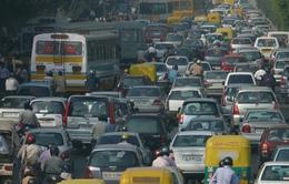 Người dân Ấn Độ giảm tuổi thọ vì ô nhiễm khí thải ô tô