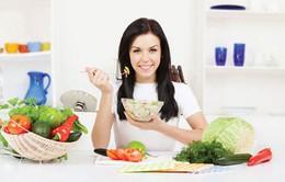 Tuyệt chiêu giảm cân nhanh ngay trong bữa ăn tối