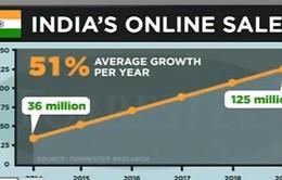 Bán hàng online - hướng khởi nghiệp của phụ nữ Ấn Độ