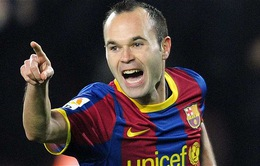 """Iniesta khẳng định muốn """"nghỉ hưu"""" tại Barcelona"""