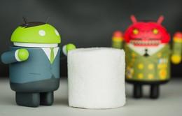 Lộ danh sách những sản phẩm hỗ trợ cập nhật Android 6.0 Marshmallow