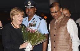 Thủ tướng Đức thăm chính thức Ấn Độ