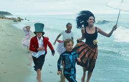 Angelina Jolie: Gia đình là số 1