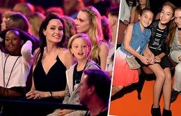 Katie Holmes hâm mộ Angelina Jolie