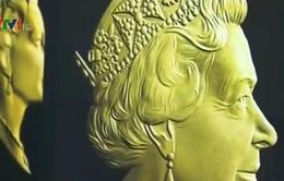 Hoàng gia Anh ra mắt đồng tiền xu mới
