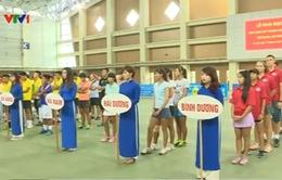 Khai mạc giải quần vợt vô địch quốc gia 2015