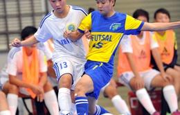 Chung kết Futsal nữ: Quận 8 TP. HCM thắng áp đảo Phong Phú Hà Nam