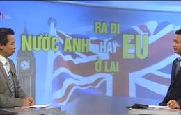 Tương lai nào cho Anh quốc ở Liên minh châu Âu?