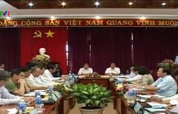Thường trực Ban Bí thư Lê Hồng Anh thăm và làm việc tại Tây Ninh