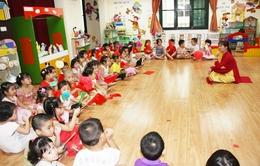 Quảng Nam bước đầu đạt chuẩn phổ cập giáo dục mầm non