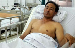 Vụ tàu ngư dân Kiên Giang bị bắn: Sức khỏe 2 nạn nhân chuyển biến tốt