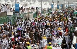 Hơn 1.500 người thiệt mạng trong vụ giẫm đạp tại Thánh địa Mecca