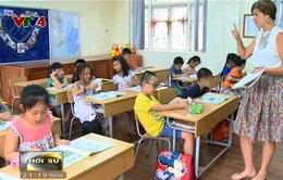 Quản lý giáo viên nước ngoài tại Việt Nam còn nhiều bất cập