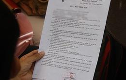 Bộ GD&ĐT yêu cầu ĐH Sư phạm Huế giải trình vụ hạnh kiểm thí sinh trúng tuyển