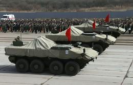 Không khí kỷ niệm 70 năm Ngày Chiến thắng Phát xít ở LB Nga