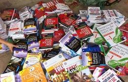 First News: Sách lậu cản trở giao dịch tác quyền, ảnh hưởng uy tín quốc gia