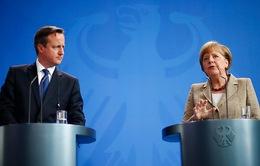 Thủ tướng Anh tới Đức bàn về cải cách EU